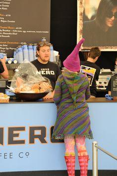 Caffe Nero at the Cornbury Music Festival 2010.....