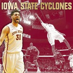 Go State Iowa State Basketball, Iowa State Cyclones, Sports, Hs Sports, Sport