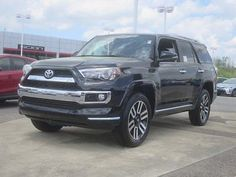 nice 2016 Toyota 4Runner Limited - For Sale View more at http://shipperscentral.com/wp/product/2016-toyota-4runner-limited-for-sale-5/