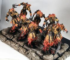 ToadPainter's commissioned projects - Forum - DakkaDakka   You know you're supposed to be painting.