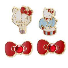 <3 Hello Kitty pins
