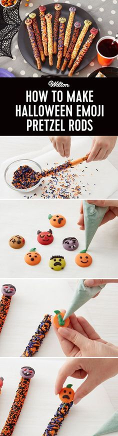 How to Make Hallowee