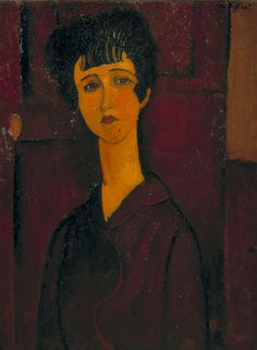Amedeo Modigliani, Tate Modern, 22 November 2017 - 2April 2018