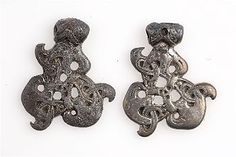 silver pendant. Stora Ryk, Dalsland (Historiska Museet)