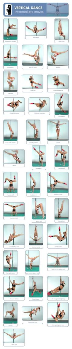 Intermediate pole moves