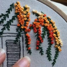 French Knot Embroidery for FlowersYou can find Embroidery patterns and more on our website.French Knot Embroidery for Flowers Hand Embroidery Patterns Flowers, Hand Embroidery Videos, Embroidery Stitches Tutorial, Embroidery Flowers Pattern, Learn Embroidery, Hand Embroidery Designs, Embroidery Techniques, Embroidery Ideas, Crewel Embroidery
