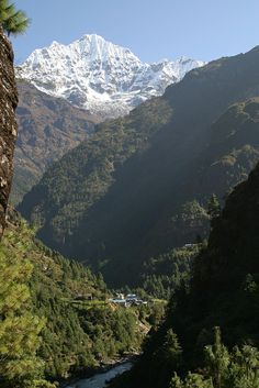 Sagarmatha in Nepal | See More Pictures | #SeeMorePictures