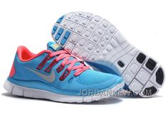 http://www.jordannew.com/nike-free-50-womens-sky-blue-red-running-shoes-for-sale.html NIKE FREE 5.0 WOMENS SKY BLUE RED RUNNING SHOES FOR SALE Only $47.65 , Free Shipping!