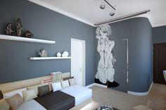 paredes pintadas en dos colores - Buscar con Google
