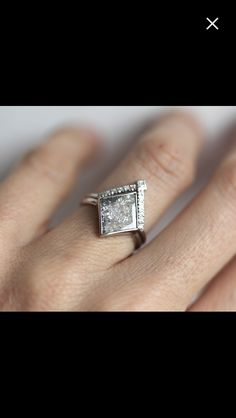 a491441b44 63 Best Ring ideas images in 2019 | Wedding bands, Estate engagement ...
