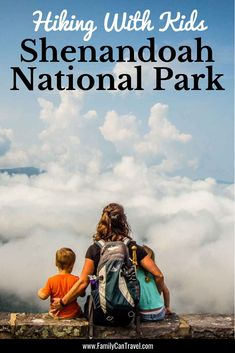 Hiking with Kids in Shenandoah National Park. Here are 6 hikes you can do with k… Hiking with Kids in Shenandoah National Park. Here are 6 hikes you can do with kids in Shenandoah! Hiking With Kids, Travel With Kids, Family Travel, Shenandoah National Park, Shenandoah Virginia, Shenandoah Valley, Hiking In Virginia, Virginia Vacation, Bon Voyage
