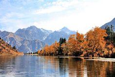 Golden autumn in the valley Chichkan.    © Влад Ушаков  https://www.facebook.com/IrelaxinKG