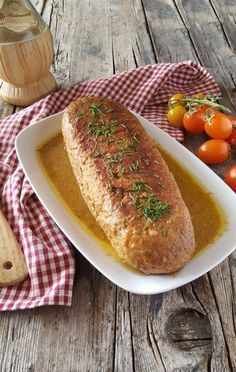 pan-fried meatloaf – Adry's world – Chicken Recipes Meat Recipes, Chicken Recipes, Cooking Recipes, Antipasto, Italian Chicken Dishes, Fish And Meat, Food Test, Meatloaf, Italian Recipes