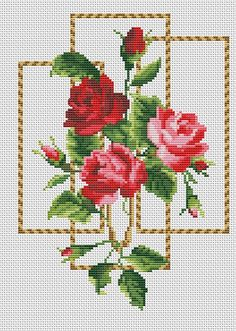 VK is the largest European social network with more than 100 million active users. Cross Stitch Pillow, Cross Stitch Bird, Cross Stitch Flowers, Cross Stitch Charts, Cross Stitch Designs, Cross Stitch Patterns, Flower Embroidery Designs, Ribbon Embroidery, Cross Stitch Embroidery