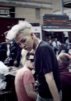 his hair ~ ♥ #gdragon