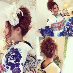 沖縄 Hair Make & Bridal JOY @okinawabridaljoy 2017年度成人式前...Instagram photo | Websta (Webstagram)