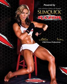 We talk to super sexy fitness competitor Allison Either and discover what it takes to stay at the top of your game, year after year , like she has done.