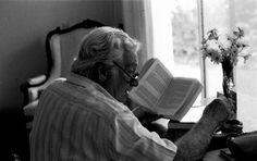 Jorge Amado a ler