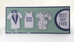 Father's Day card, C