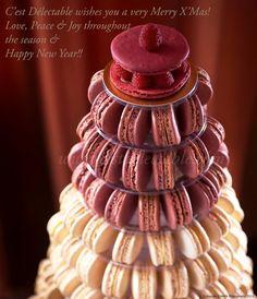 Macaron Tower  #macarons