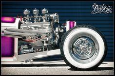 Dan Collins 1927 Chevy Roadster (2011) by THE PIXELEYE // Dirk Behlau, via Flickr