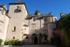 château de Solsac. Salles-la-Source - Aveyron