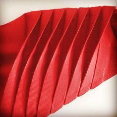 """ #learn to #sew #sewing #tutorial #howto #origami #sleeve #sewingblog #blog #red #dress #fashion #DIY #homesewn #seamstress #love2sew more at: www.sewingyourstyle.com """