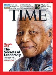 July 24, 2008 Time Magazine – The Secrets of Leadership from Nelson Mandela