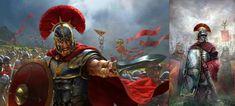 El Guerrero Centuriónromano era un oficial con mando táctico y administrativo, que poseía cualidades como la astucia, el mando y la templanza, perfectos para desarrollar estrategias de contenido, para desarrollar en el campo de batalla.