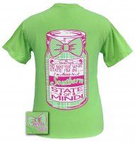 Southern State of Mind Kiwi Comfort Color
