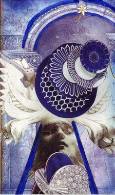Council. Blue Divine Feminine.