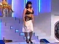 Striptease di Ornella a Colpo Grosso.