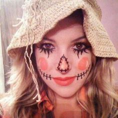 """DIY Halloween Costume Ideas - My Honeys Place..cute - get your makeup and """"stuff"""" at: HalloweenMarketplace.com"""