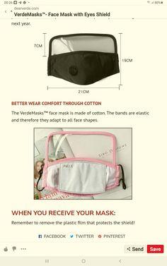 Mouth Mask Fashion, Best Wear, Face Shapes, Gym Bag, Cotton, Bags, Handbags, Bag, Totes