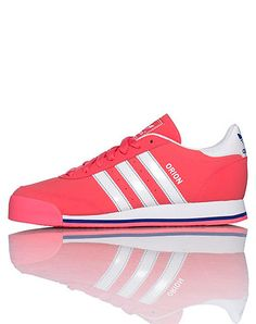 Adidas  mujer adipure Trainer 360 (Red Zest / Metallic Silver