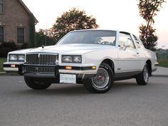 1985 Pontiac Grand Prix. I bought mine brand new & I loved that car...