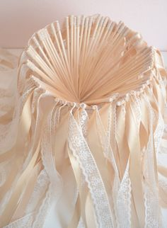 Vintage wedding ribbon wands- Set of 100 single ribbon wands with lace Wedding Ribbon Wands, Confetti, Wedding Ideas, Trending Outfits, Wedding Dresses, Unique Jewelry, Lace, Handmade Gifts, Candy