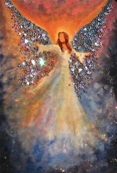 Beautiful Paintings Of Angels - Beautiful Idea If Paint With Crystal Angel Painting Angel Art Beautiful Angel Graphics Beautiful Paintings Angels Promotion Most Beautiful Angel Angel. Christmas Paintings, Christmas Art, I Believe In Angels, Angel Pictures, Beautiful Angels Pictures, Angel Images, Angels Among Us, Guardian Angels, Belle Photo