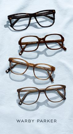 Ready to find your most perfect frames? Take our quick quiz and voilà! We'll suggest great looking options to fill your Home Try-On box with. Lunette Style, Types Of Glasses, Eyeglass Frames For Men, Fashion Eye Glasses, Warby Parker, Glasses Online, Thing 1, Eyeglasses, Eyewear