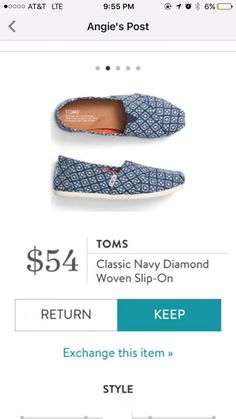 314f41ca7b9 Love toms. Could use them in blue Cheap Toms Shoes