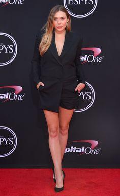 Elizabeth Olsen - 2017 ESPY Awards in LA - 7/12/17
