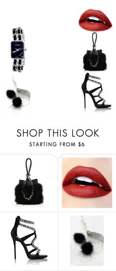 """""""streetwear"""" by chimy333 on Polyvore featuring Alexander Wang, Giuseppe Zanotti, LULUS and Bertha"""