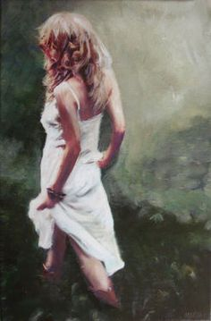 Painting by William Oxer