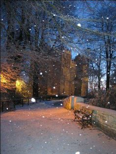 Ireland in the winter time has the same romantic level as paris in winter