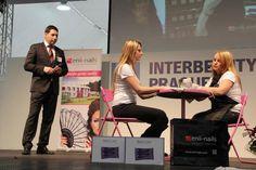 International Cosmetic INTERBEAUTY PRAGUE 2013, 5-6.04.2014r, Prague, Czech Republic.