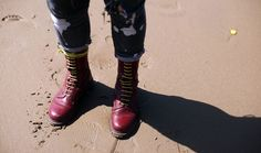 The History Of Dr. Martens And My Lifelong Love Affair With The Subcultural Boot