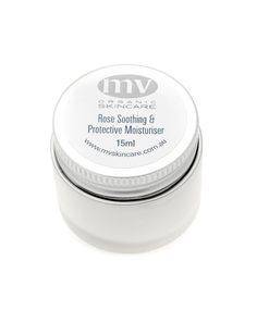 #CultBeauty Rose Soothing & Protective Moisturiser by MV Organic Skincare