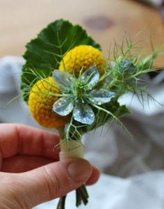 yellow red buttonhole - Google Search