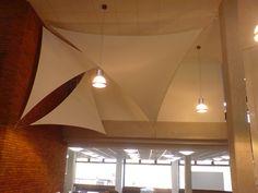 Interior Feature Sails