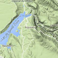 MOTORBIKE EUROPE ROUTE : Verdon Gorge, France